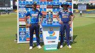 IND vs SL 2nd T20I 2021: श्रीलंकेने टॉस जिंकला, आधी गोलंदाजीचा निर्णय; भारताकडून  'या' पुणेकरासह 4 खेळाडूंचे टी-20 पदार्पण
