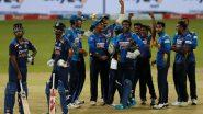IND vs SL 2nd T20I Live Streaming: भारत-श्रीलंका दुसरा टी-20 सामन्याचे लाईव्ह प्रक्षेपण Sony Sports व DD Sports वर आणि लिव्ह स्ट्रीमिंगSonyLiv वर असे पाहा