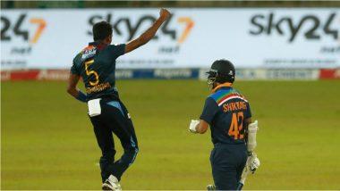 IND vs SL 2021: श्रीलंकेविरुद्ध भारताचा टॉप-ऑर्डर स्वस्तात ढेर, संघाच्या नावावर टी-20 च्या लज्जास्पद विक्रमाची नोंद