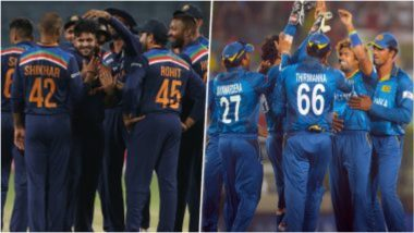 IND vs SL 2021: भारत-श्रीलंका मालिकेच्या नवीन तारखांची घोषणा, जाणून घ्या कधी खेळला जाणार पहिला वनडे