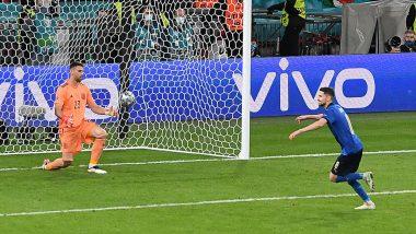 EURO 2020 Semi-final: पेनल्टी शूटआऊटमध्ये स्पेनला पराभूत करत इटलीचा फायनल सामन्यात प्रवेश, आता उत्सुकता डेन्मार्क विरुद्ध इंग्लंड लढतीची