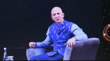 Jeff Bezos: जेफ बेजोस सोडणार Amazon कंपनीचे CEO पद;  एंडी जेसी यांच्याकडे जाणार सूत्रे