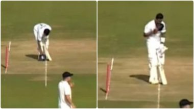 India vs County XI Tour Match: सराव सामन्यादरम्यान केएल राहुलच्या देशभक्तीच्या 'या' कृतीने जिंकले नेटकऱ्यांची मने (Watch Video)