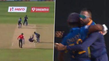 IND vs SL 1st ODI: कृणाल पांड्याची 'ही' कृती कॅमेर्यात कैद, नेटकरी म्हणाले 'द्रविडच्या इफेक्ट', पाहा व्हिडिओ