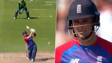 ENG vs PAK 2nd T20I: इंग्लंडच्या Liam Livingstone ने पाकिस्तानविरुद्ध खेचला आतापर्यंतचे सर्वात मोठा षटकार? तुम्हीच पाहा आणि ठरवा (Watch Video)