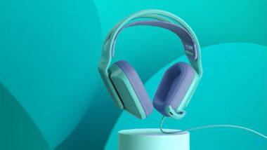 Logitech G-335 Gaming Headset: लॉजिटेक जी कंपनीचा नवा गेमिंग हेडफोन लॉन्च; किंमत, फिचर्स विषयी घ्या जाणून
