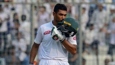 BAN vs ZIM Test 2021: 150 धावांची तडाखेबाज खेळीनंतर 'या' बांग्लादेशी अष्टपैलूने केली निवृत्तीची धक्कादायक घोषणा