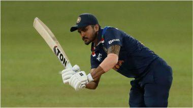 Syed Mushtaq Ali Trophy 2021: मनीष पांडे कर्नाटक संघाचा कर्णधार, IPL च्या युवा स्टारचा देखील 20 सदस्यीय संघात समावेश