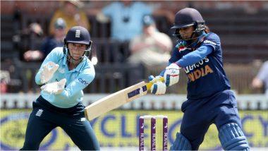 IND W vs ENG W ODI 2021: टीम इंडियाचा सलग दुसरा पराभव, मिताली राजचे झुंजार अर्धशतक व्यर्थ; इंग्लंडची मालिकेत 2-0 विजयी आघाडी