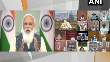 पंतप्रधान नरेंद्र मोदी यांनी सहा राज्यातील COVID19 च्या परिस्थितीबद्दल व्यक्त केली चिंता, आरोग्य सुविधेवर अधिक भर देण्याचा सल्ला