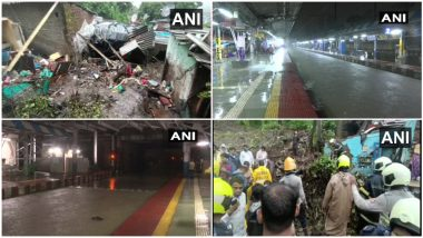 Mumbai Rain Update: चेंबुर, विक्रोळी येथील मृतांना प्रत्येकी 5 लाख रुपयांची मदत, मुख्यमंत्री उद्धव ठाकरे यांची घोषणा