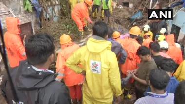 Mumbai Rains: मुंबईत 3 मोठ्या दुर्घटना; चेंबूर, विक्रोळी आणि भांडुप येथे भिंत कोसळून एकूण 15 जणांचा बळी