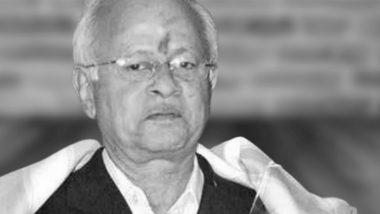 Nandu Natekar Passes Away: अर्जुन पुरस्कार विजेते बॅडमिंटनपटू नंदू नाटेकर यांचे निधन
