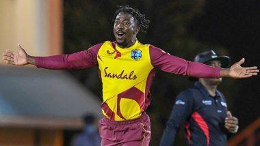 WI vs AUS 1st T20I: पहिल्या टी-20 सामन्यात वेस्ट इंडिजच्या रसेल आणि मॅककोयचा कहर, ऑस्ट्रेलियावर 18 धावांनी केली मात