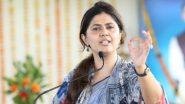 Pankaja Munde: पंकजा मुंडे आक्रमक! राज्यातील बलात्कारांच्या घटनेवर दिली 'अशी' प्रतिक्रिया
