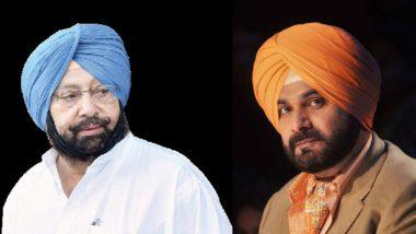 Punjab Congress Crisis: अमरिंदर सिंह मुख्यमंत्री, नवजोत सिंह सिद्धू प्रदेशाध्यक्ष; पंजाब काँग्रेसमधील तिढा सुटण्याची चिन्हे- सूत्र