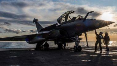 Rafale Reaching India: भारताला फ्रान्सकडून मिळणार आणखी तीन राफेल विमाने, जामनगरमध्ये होणार दाखल