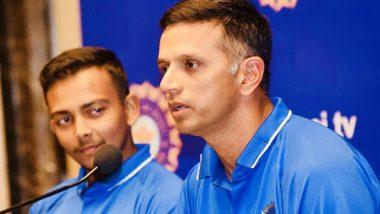 IND vs SL Series 2021: पृथ्वी शॉने श्रीलंका दौऱ्यावर सहखेळाडूंना दिली चेतावणी, म्हणाला- 'राहुल द्रविड सर असल्याने ड्रेसिंग रूममध्ये शिस्तीची अपेक्षा'