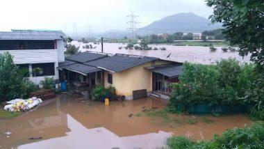 Maharashtra Rains Updates: रायगड जिल्ह्यात पाच ठार,  महाड शहराला पुराचा वेढा, कोल्हापूर, सांगलीसह अनेक ठिकाणी नद्यांनी ओलांडली धोक्याची पाणीपातळी, पाहा महाराष्ट्रातील पर्जन्यस्थिती