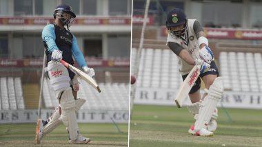 IND vs ENG 2021: अजिंक्य रहाणे, रिषभ पंत समवेतटीम इंडियाचा नेट्समध्ये कस्सून सराव, इंग्लंड विरुद्ध भिडण्यासाठी सज्ज (See Photos)