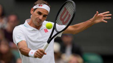 Wimbledon 2021: विम्बल्डन क्वार्टर-फायनल फेरीत प्रवेश करणारा Roger Federer आधुनिक युगातील सर्वात वृद्ध खेळाडू, 9 व्या ग्रँड विजयापासून फक्त 2 पाऊल दूर
