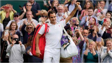 Tokyo Olympics 2020: गुडघ्याच्या दुखापतीमुळे Roger Federer याची टोकियो ऑलिम्पिक स्पर्धेतून माघार