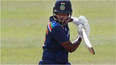 IND vs SL 2nd T20I 2021: धनंजयाच्या इनस्विंगने संजू सॅमसन याला चकवलं, भारतीय फलंदाजाच्या विकेटने उमटल्या अशा प्रतिक्रिया