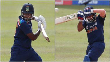 IND vs SL 3rd ODI 2021: श्रीलंकन फिरकीपटूंसमोर भारतीय फलंदाजांचा फ्लॉप शो, विजयासाठी मिळाले 226 धावांचे टार्गेट; पृथ्वी-सॅमसनचे अर्धशतक हुकले