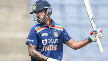 IND vs SL 2021: शिखर धवनच्या टी-20 वर्ल्ड कप XI मधील स्थानावर भारताच्या दिग्गज खेळाडूचे धक्कादायक विधान, पाहा काय म्हणाले