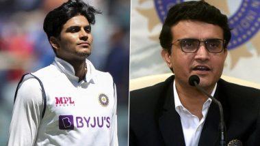 IND vs ENG 2021: शुभमन गिलच्या रिप्लेसमेंटवर Sourav Ganguly यांनी सोडले मौन, पाहा काय म्हणाले BCCI अध्यक्ष