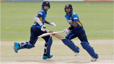 IND vs SL 2nd ODI: श्रीलंकेची आश्वासक सुरुवात, पहिल्या 10 ओव्हरमध्ये केल्या बिनबाद 59 धावा; भारत विकेटच्या शोधात