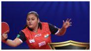 Olympic Games Tokyo 2020: टेनिसपटू Sutirtha Mukherjee हिचा टोक्यो ऑलिम्पीकमध्ये आज  TableTennis  Singles Round  सामनाना