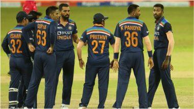 IND vs SL T20I: कोविड-19 पॉझिटिव्ह कृणाल पांड्या श्रीलंकाविरुद्ध टी-20 मालिकेतून आऊट, संपर्कात आलेल्या सर्व खेळाडूंचा अहवाल जाहीर, जाणून घ्या