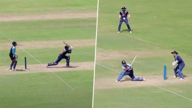IND vs SL 2021: भारताच्या इंट्रा-स्कॉड सामन्यात पृथ्वी शॉ, हार्दिक पांड्या समवेत फलंदाजांनी केली चौकार-षटकारांची बरसात, पाहा हायलाइट्स