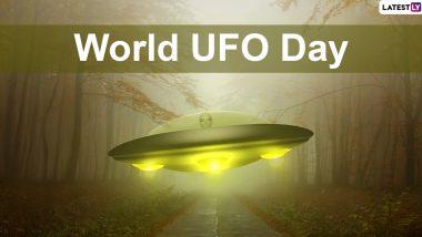 World UFO Day 2021: वर्ल्ड यूएफओ डे का साजरा केला जातो? जाणून घ्या या दिवसाचा इतिहास आणि माहिती