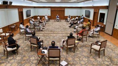 Modi Cabinet Reshuffle Live Streaming: मोदी सरकारचा कॅबिनेट विस्तार; 'या' ठिकाणी पहा मंत्रीमंडळातील फेरबदल आणि नवीन मंत्र्यांच्या शपथविधीचे Live Updates