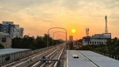 Pune Metro ची 'ट्रायल रन' यशस्वी; वनाज कारशेड ते आयडियल कॉलनी मार्गावर धावली ट्रेन