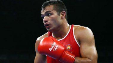 Tokyo Olympics 2020 Updates: तीन वेळा ऑलिम्पियन बॉक्सर Vikas Krishan पहिल्या फेरीत गारद, जापानी खेळाडूचा भारताला मोठा धक्का