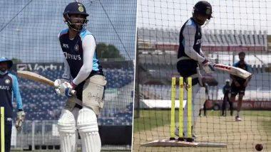 IND vs ENG Test 2021: इंग्लिश टेस्टसाठी Virat Kohli याचा नेट्समध्ये जोरदार सराव, BCCI ने शेअर केला व्हिडिओ