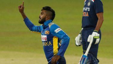 IND vs SL 3rd T20I 2021: टीम इंडियाची खराब सुरुवात, अवघ्या 25 धावांवर 4 फलंदाज परतले तंबूत