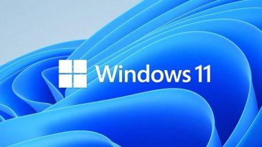 Windows11 युजर्ससाठी आनंदाची बातमी, आता Android आणि iOS सारखे मिळणार नवे फिचर अपडेट