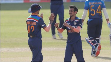 IND vs SL 2nd T20I: युजवेंद्र चहल इतिहास घडवण्यापासून 1 विकेट दूर, श्रीलंकेविरुद्ध दुसर्या टी-20 सामन्यात नोंदवणार एक विशेष रेकॉर्ड