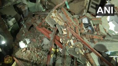 Andheri Building Collaps: अंधेरीमध्ये 4 मजली इमारत कोसळून 5 जण जखमी, जखमींवर कुपर रुग्णालयात उपचार सुरू