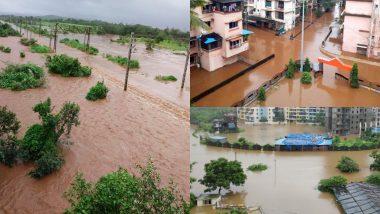 Maharashtra Monsoon: पावसामुळे निर्माण झालेल्या स्थितीमुळे नागरिकांना मदत करण्याचे मुख्यमंत्री यांचे आदेश
