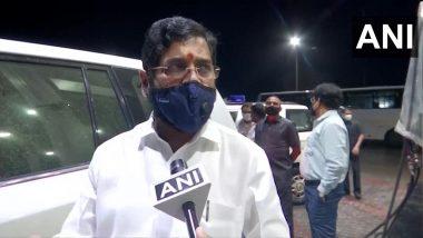 Raigad: दरड दुर्घटनेत 80-85 लोक बेपत्ता; 33 मृतदेह बाहेर काढण्यात यश- एकनाथ शिंदे
