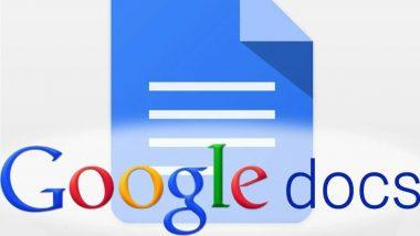 Google Doc च्या माध्यमातून करता तुम्हाला करता येईल PDF फाइल एडिट, जाणून घ्या अधिक