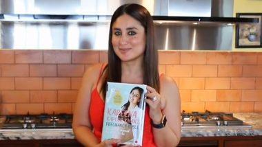 Kareena Kapoor चे प्रेग्नेंसीवरील पुस्तक Pregnancy Bible लॉन्च (Watch Video)