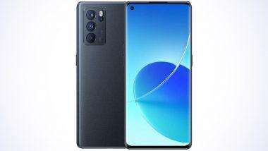 Oppo Reno 6 Pro 5G स्मार्टफोनच्या सेलला आजपासून सुरुवात; पहा किंमत, ऑफर्स, फिचर्स आणि इतर Details