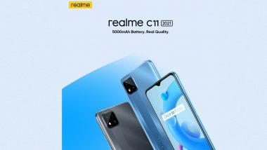 Realme चा स्वस्त स्मार्टफोन C11 2021 लॉन्च; पहा काय आहे किंमत आणि फिचर्स