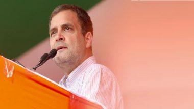 Pegasus Snooping Controversy: पेगॅसस प्रकरणी राहुल गांधी लोकसभेत मांडणार स्थगन प्रस्ताव, 9 विरोधी पक्षांचा पाठिंबा